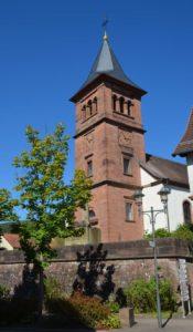 Sanierungsarbeiten an der Alten Kirche beendet