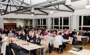 Sachliche Diskussion bei der Einwohnerversammlung im Hauensteiner Bürgerhaus