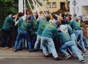 20 Jahre Hauensteiner Jugendgeselligkeitsclub (JGC)