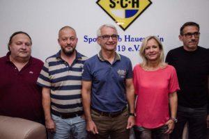 Jahreshauptversammlung beim SC-Hauenstein