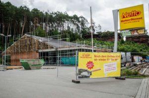 Netto-Markt in Hauenstein weiterhin geschlossen