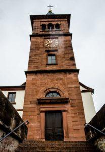 """Für die Reparaturen am Kirchturm der """"Alten Kirche"""" muss die Gemeinde nicht aufkommen"""