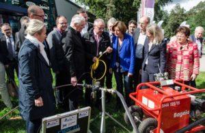 Die Versorgung der Hauensteiner Gewerbegebiete soll mit Glasfaser erfolgen