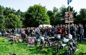 """""""Momoto 2017"""", auf Mofas und Mopeds quer durch Deutschland"""