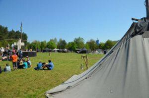 Auch diese Zeltlagersaison brachte schwarze Zahlen