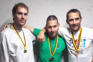Nationalen Titel der Ultra-Marathonis in die Südwestpfalz geholt