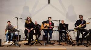 Sandra Bronder und ihre Band – Eine Liederreise mit feiner Musik