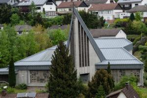 Die Friedenskirche ist ein Sanierungsfall