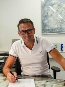 Carl-August Seibel feierte seinen 60. Geburtstag
