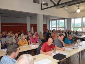 Verhandlungen mit der Verbandsgemeinde Dahner Felsenland