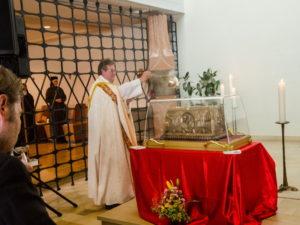Das Hauensteiner Kloster hatte ein besonderes religiöses Ereignis