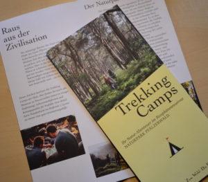 In Hauenstein entsteht der erste Trekkingplatz in der Südpfalz