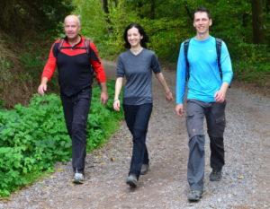 Mehr als 150 Teilnehmer beim Waldläufermarathon