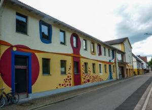 Dach der Grundschule Wilgartswiesen wird saniert