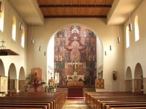 Christkönigskirche wird geschlossen