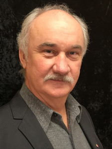 Michael Zimmermann stellt sich  als Kandidat  für das Amt des Ortsbürgermeisters zur Wahl