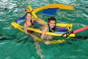 Fast jeder Hauensteiner Grundschüler kann am Ende der Grundschulzeit schwimmen