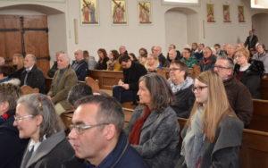 Es geht um die Zukunft der Friedenskirche