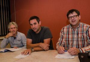 Verbandsgemeinderates Hauenstein hat drei Beigeordnete gewählt