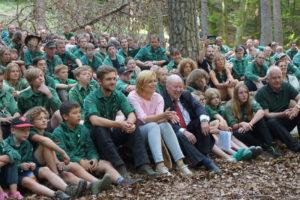 """Landwirtschaftsministerin Julia Glöckner schloss ihre Rundreise durch deutsche Wälder im Hauensteiner """"Stopper"""" ab"""