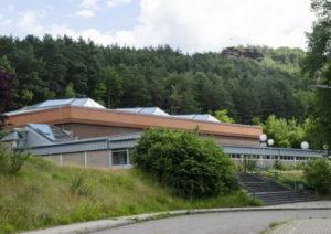 Arbeiten zur Sanierung der Hauensteiner Wasgauhalle bis auf einzelne Restarbeiten fertig