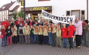 Seit 40 Jahren gibt es den Hungermarsch im Wasgau