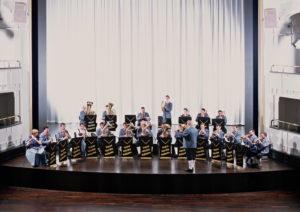Böhmische Blasmusik erklingt am Tag der deutschen Einheit in der Stadthalle in Dahn