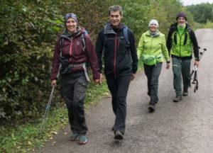 """45,1 Kilometer Waldläufermaraton durch eine """"Super Landschaft"""""""
