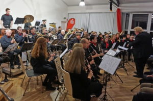 Ein mitreißend dargebotenes Konzert des Musikvereins Hauenstein