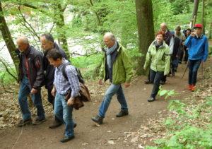 """Hauensteiner """"Schusterpfad"""" wurde für die Endauswahl des Wettbewerbes """"Deutschlands schönste Wanderwege 2020"""" nominiert"""