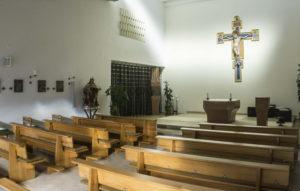Der klösterliche Alltag beispielsweise im Hauensteiner Karmelkloster geht weiter