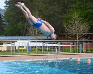 500 Badegäste dürfen sich gleichzeitig im Hauensteiner Freibad aufhalten