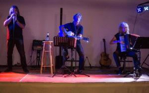 """Es war das erste Konzert der Initiative """"Kultur im Dorf"""" nach der langen Corona-Pause"""