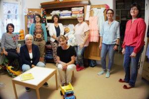 Die Hauensteiner Kleiderstube startet mit neuem Team
