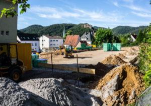 66.000 Euro Mehrkosten für Abbruchmaterial zu entsorgen