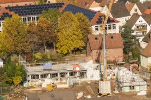 Die neue Kita St. Elisabeth bekommt eine Lüftungsanlage mit Einzelraumsteuerung und raumabhängiger CO2 – Messung