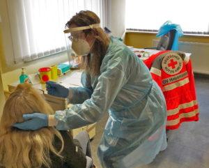 DRK Ortsverband Hauenstein kann Corona-Schnelltest durchführen