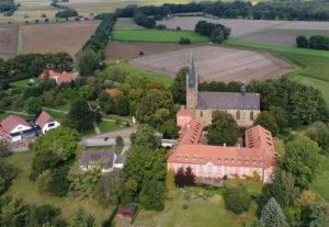 Ein Kloster wird neu gegründet