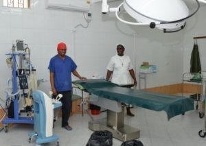 Aktion Afrika stellt Soforthilfe für Hospital zur Verfügung