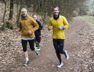 Auf dem Rundweg im Queichtal wollten sie 100 Kilometer am Stück laufen