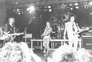 Musikgeschichte, die Situation in Hauenstein der frühen 90er