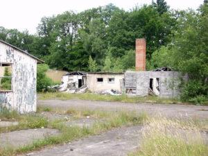 Der Langerkopf als Standort von Windkrafträdern