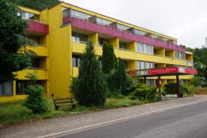 Das Landhotel Wasgau in Hauenstein hat den Betrieb eingestellt