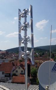 Neue Sirenenanlage mit Sprachnachrichten in Betrieb genommen